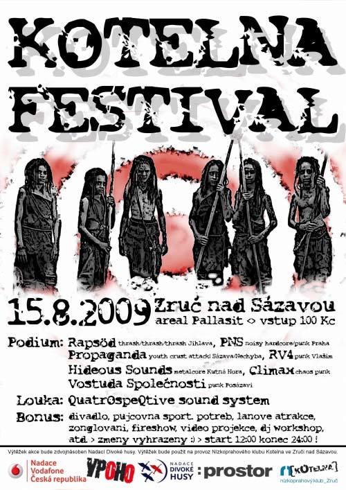 Kotelna festival