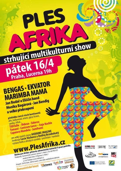 Ples Afrika