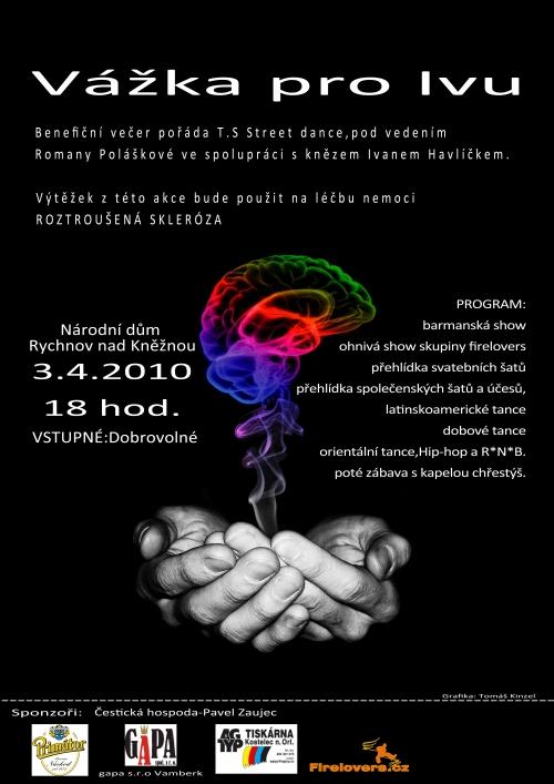 Benefiční akce Rychnov nad Kněžnou