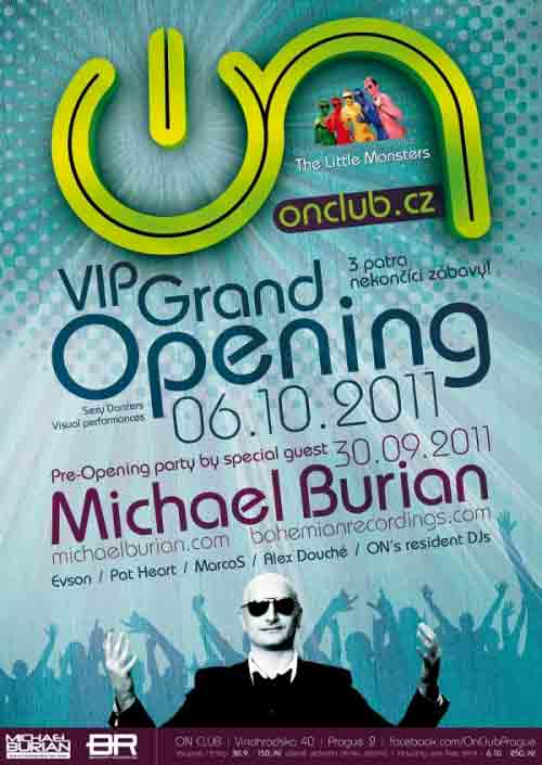 VIP GRAND OPENING ON