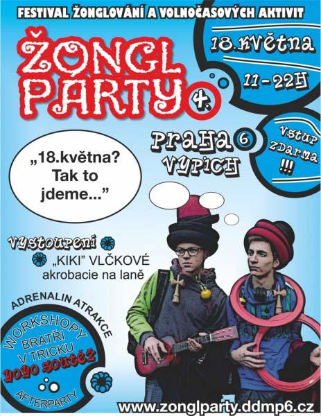 Žongl párty