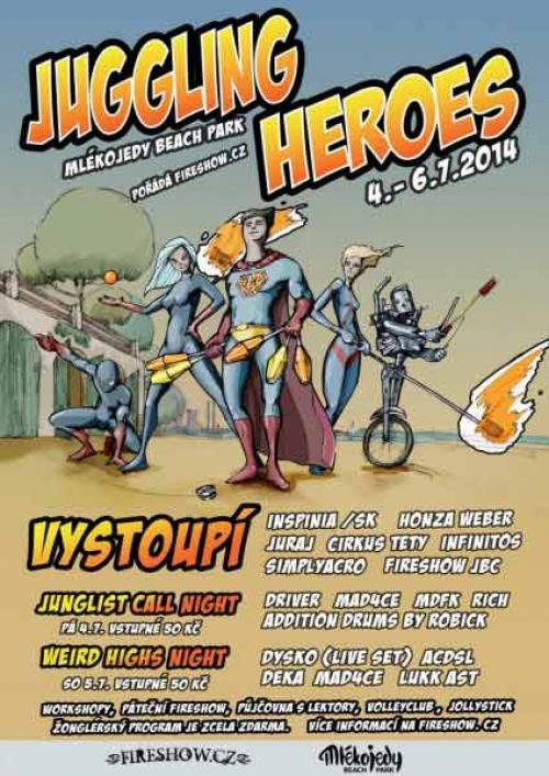 Juggling Heroes