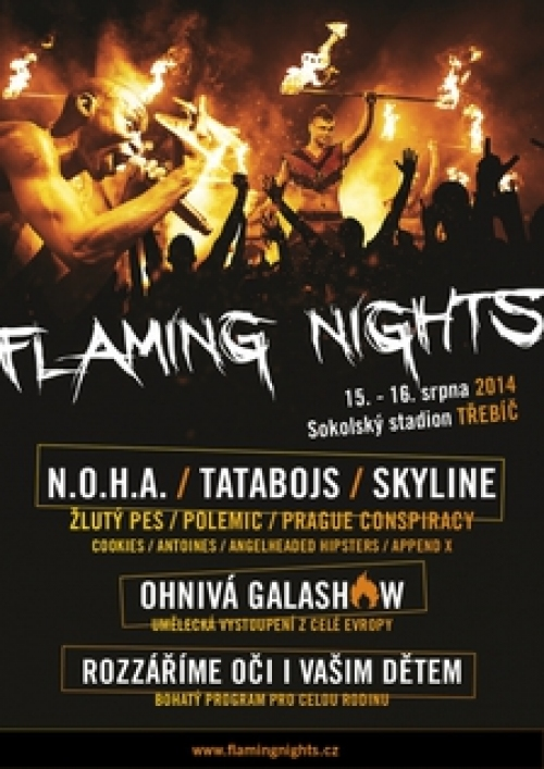 Flaming Nights