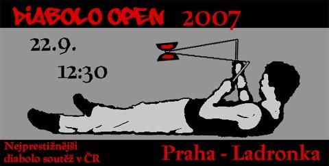 Diabolo open 2007