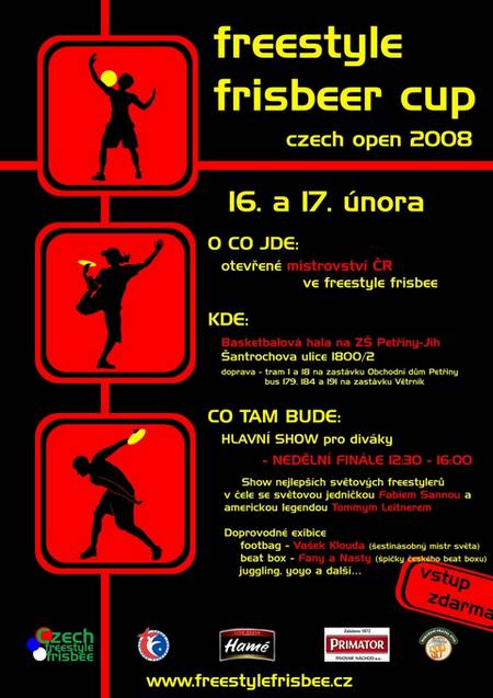 Frisbee Cup 2008