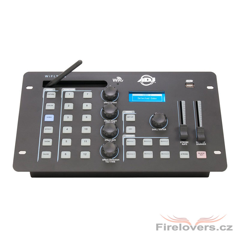 American DJ Wifly NE1 DMX controller